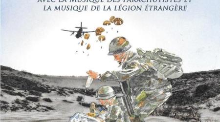 Concert au profit des blessés de l'Armée de Terre - Halle aux Grains - Toulouse