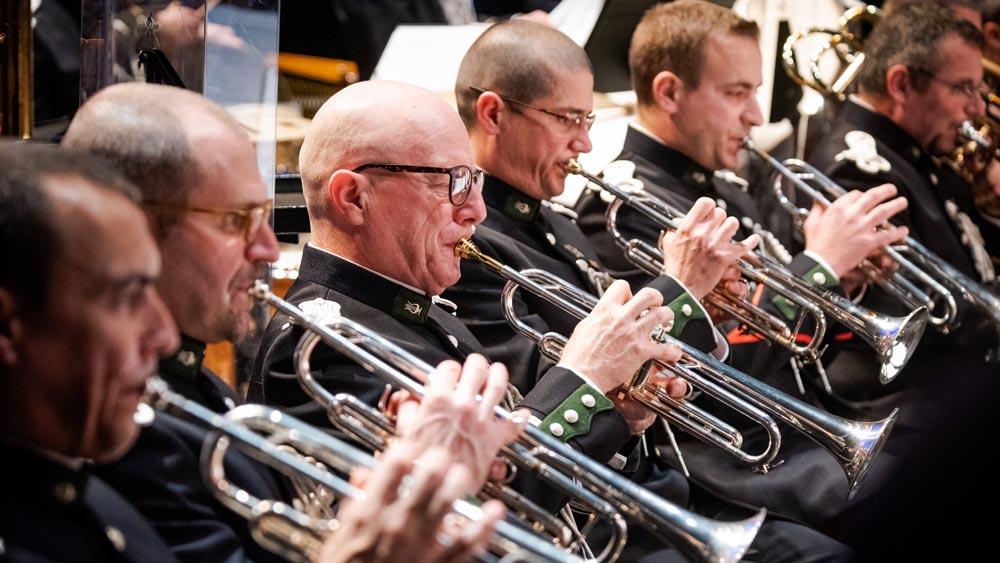 Musique des Parachutistes - Quatuor de Trompettes